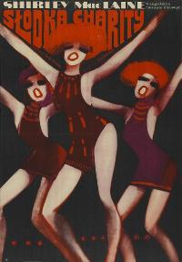 Sweet Charity - 27 x 40 Movie Poster - Polish Style A