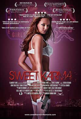 Sweet Karma - 11 x 17 Movie Poster - Style D