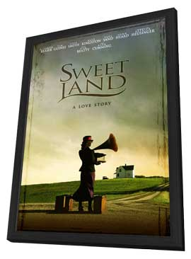 Sweet Land - 27 x 40 Movie Poster - Style B - in Deluxe Wood Frame