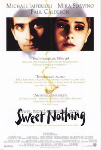 Sweet Nothing - 11 x 17 Movie Poster - Style B