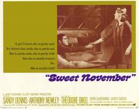Sweet November - 11 x 14 Movie Poster - Style B