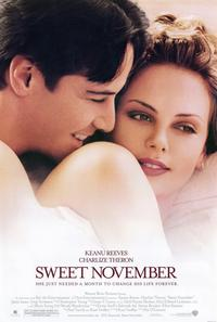 Sweet November - 11 x 17 Movie Poster - Style A