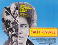 Sweet Revenge - 11 x 14 Movie Poster - Style A