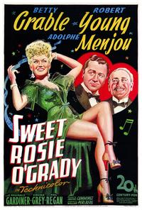 Sweet Rosie O'Grady - 27 x 40 Movie Poster - Style A