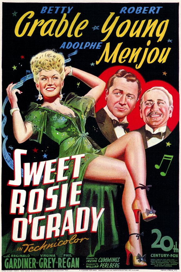 Sweet Rosie O Grady Movie Posters From Movie Poster Shop