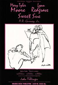 Sweet Sue (Broadway) - 11 x 17 Poster - Style A