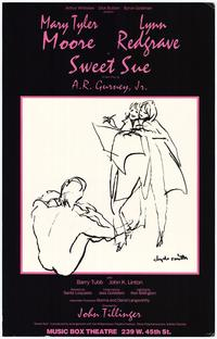 Sweet Sue (Broadway) - 27 x 40 Movie Poster - Style A