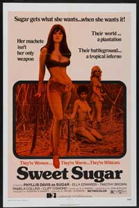 Sweet Sugar - 43 x 62 Movie Poster - Bus Shelter Style A