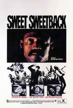Sweet Sweetback's Baad Asssss Song - 27 x 40 Movie Poster - Style A