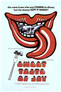 Sweet Taste of Joy - 27 x 40 Movie Poster - Style A