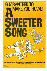 Sweeter Song - 27 x 40 Movie Poster - Style A