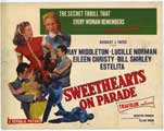 Sweethearts on Parade - 11 x 14 Movie Poster - Style A