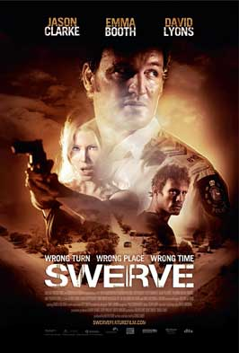 Swerve - 11 x 17 Movie Poster - Style A