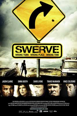Swerve - 11 x 17 Movie Poster - Style B