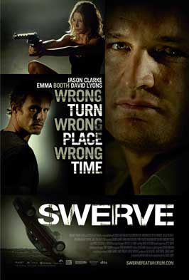 Swerve - 11 x 17 Movie Poster - Style C