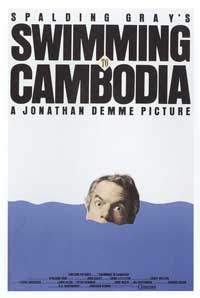 Swimming Cambodia - 11 x 17 Movie Poster - Style A