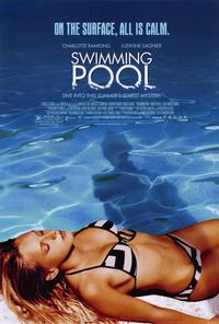 Swimming Pool - 11 x 17 Movie Poster - Style A