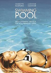 Swimming Pool - 27 x 40 Movie Poster - German Style A