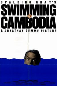 Swimming to Cambodia - 11 x 17 Movie Poster - Style A