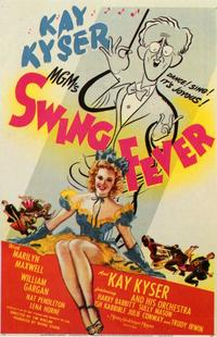 Swing Fever - 11 x 17 Movie Poster - Style A