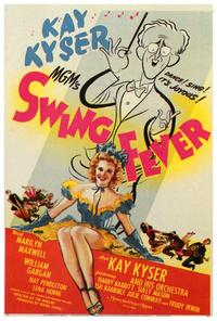Swing Fever - 27 x 40 Movie Poster - Style A