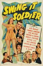 Swing It Soldier - 27 x 40 Movie Poster - Style A