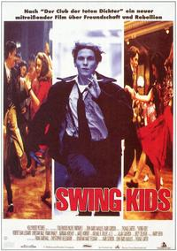 Swing Kids - 11 x 17 Movie Poster - German Style A