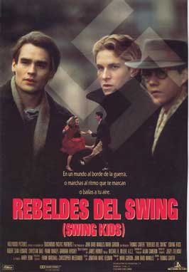 Swing Kids - 11 x 17 Movie Poster - Spanish Style A