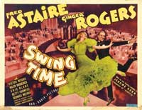 Swing Time - 11 x 14 Movie Poster - Style B