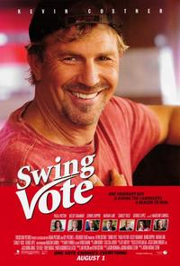 Swing Vote - 27 x 40 Movie Poster - Style A