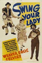 Swing Your Lady - 11 x 17 Movie Poster - Style B