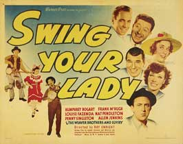 Swing Your Lady - 11 x 14 Movie Poster - Style A
