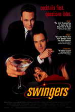 Swingers - 27 x 40 Movie Poster - Style B