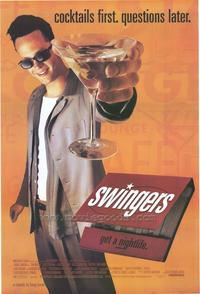 Swingers - 43 x 62 Movie Poster - Bus Shelter Style A
