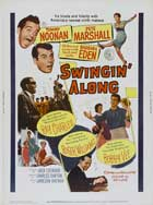 Swingin' Along - 11 x 17 Movie Poster - Style B