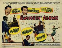 Swingin' Along - 22 x 28 Movie Poster - Half Sheet Style A