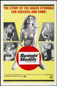 Swingin' Models - 11 x 17 Movie Poster - German Style A