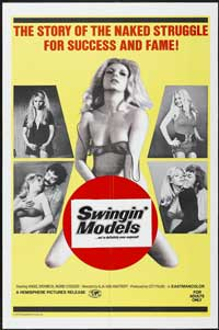 Swingin' Models - 43 x 62 Movie Poster - Bus Shelter Style A
