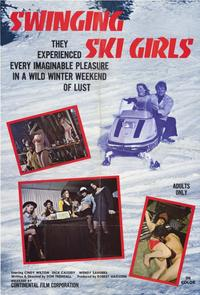Swinging Ski Girls - 11 x 17 Movie Poster - Style A