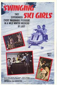 Swinging Ski Girls - 27 x 40 Movie Poster - Style A