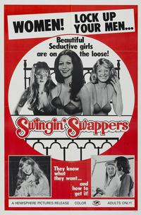 Swinging Swappers,The - 11 x 17 Movie Poster - German Style A