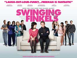 Swinging with the Finkels - 11 x 17 Movie Poster - UK Style A