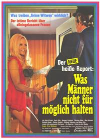 Swinging Wives - 11 x 17 Movie Poster - German Style A