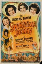 Swingtime Johnny - 27 x 40 Movie Poster - Style A