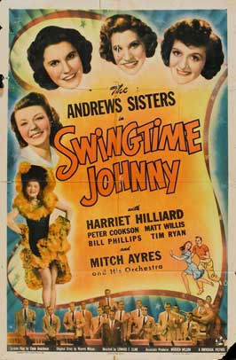Swingtime Johnny - 11 x 17 Movie Poster - Style A