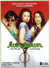 Swingtown - 11 x 17 TV Poster - Style A