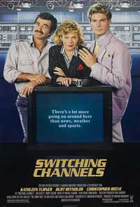 Switching Channels - 11 x 17 Movie Poster - Style B