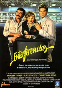 Switching Channels - 27 x 40 Movie Poster - Spanish Style A