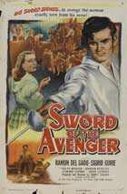 Sword of the Avenger - 11 x 17 Movie Poster - Style A
