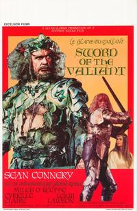 Sword of the Valiant - 27 x 40 Movie Poster - Belgian Style A